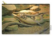 Lizards Carry-all Pouch
