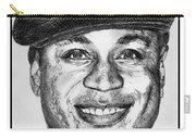 Ll Cool J In 2010 Carry-all Pouch