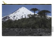 Llaima Volcano, Araucania Region, Chile Carry-all Pouch