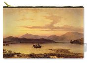 Loch Etive From Bonawe In The Evening Carry-all Pouch