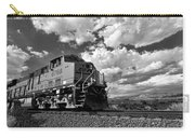 Locomotive To The Sky  Carry-all Pouch