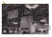 Lodge Starved Rock State Park Illinois Bw Carry-all Pouch