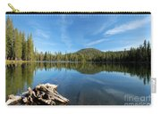 Log In The Lake Carry-all Pouch