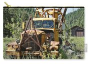 Logging Truck - Burke Idaho Ghost Town Carry-all Pouch