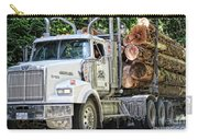 Logging Truck Carry-all Pouch