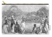 London: Archery, 1859 Carry-all Pouch