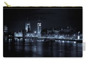 London At  Night View Carry-all Pouch