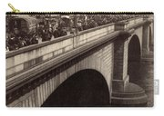 London Bridge - England - C 1896 Carry-all Pouch by International  Images