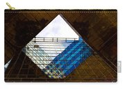 London Building Abstract Carry-all Pouch