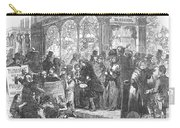 London: Christmas, 1866 Carry-all Pouch