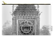 London: Clock Tower, 1856 Carry-all Pouch