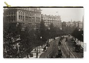 London: Embankment, 1908 Carry-all Pouch