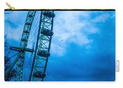 London Eye At Westminster Carry-all Pouch