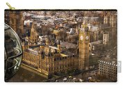 London From The London Eye Carry-all Pouch