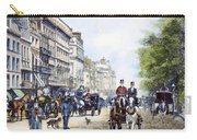 London: Piccadilly, 1895 Carry-all Pouch