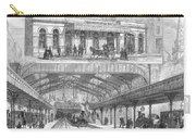 London: Railway, 1876 Carry-all Pouch