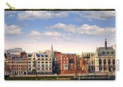 London Skyline From Thames River Carry-all Pouch
