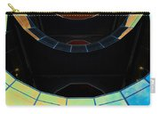 London Southbank Abstract View Carry-all Pouch