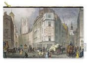 London: Street Scene, 1830 Carry-all Pouch