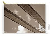 London Tower Brigde 5 Carry-all Pouch