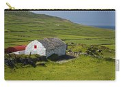 Lone Farmhouse On Mizen Head In West Carry-all Pouch