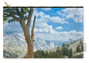 Lone Pine At Half Dome Carry-all Pouch