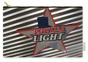 Lone Star Beer Light Carry-all Pouch