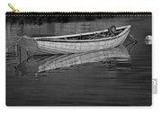 Lone White Boat In Nova Scotia Carry-all Pouch