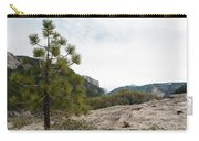 Lonely Pine Carry-all Pouch