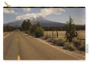 Lonesome Hiway To Shasta Carry-all Pouch