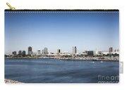 Long Beach Skyline Carry-all Pouch