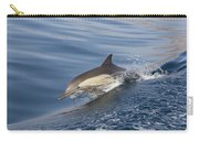 Long-beaked Common Dolphin Delphinus Carry-all Pouch