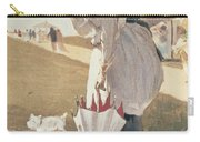 Long Branch Carry-all Pouch by Winslow Homer