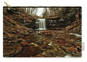 Long Canyon Waterfall Carry-all Pouch