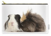 Long-haired Guinea Pigs Carry-all Pouch