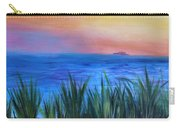 Long Island Sound Sunset Carry-all Pouch