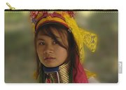 Long Neck Beauty Karen Tribe Carry-all Pouch
