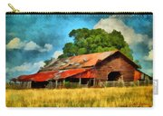 Long Road Barn Carry-all Pouch