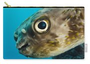 Long-spine Porcupinefish Diodon Carry-all Pouch