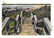 Long Stairway To Beach 2 Carry-all Pouch