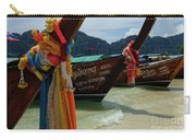 Long Tail Boats Carry-all Pouch