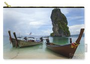 Long Tail Boats Thailand Carry-all Pouch