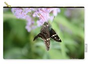 Long Tailed Skipper - Urbanus Proteus Carry-all Pouch