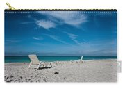 Longboat Key  Carry-all Pouch by Betsy Knapp