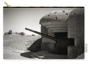 Longues-sur-mer German Battery Carry-all Pouch