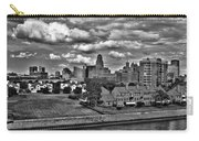 Looking Downtown From The Erie Basin Marina Carry-all Pouch