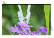 Looking Into Butterfly Eyes Carry-all Pouch