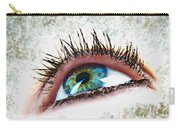 Looking Up Eye Art Carry-all Pouch
