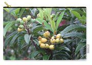 Loquats In The Rain Carry-all Pouch