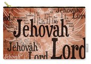 Lord Jehovah Carry-all Pouch